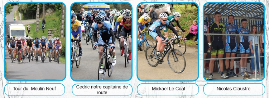 montage coureurs
