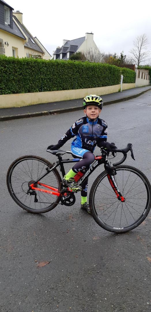 mateo avant cyclocross le drennec 2019