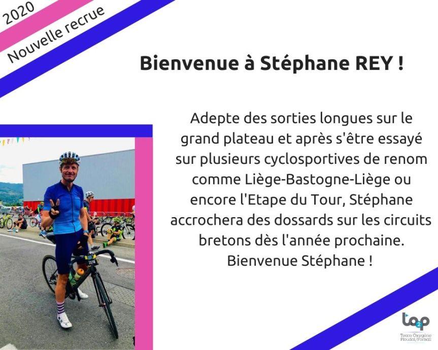 Bienvenue à Stéphane Rey-2